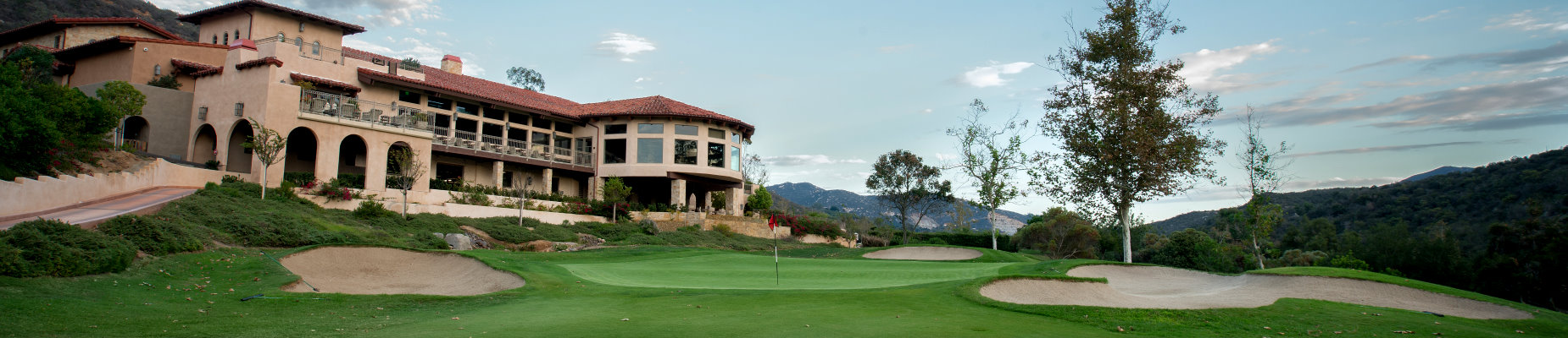Vista Valley Country Club Clubhouse